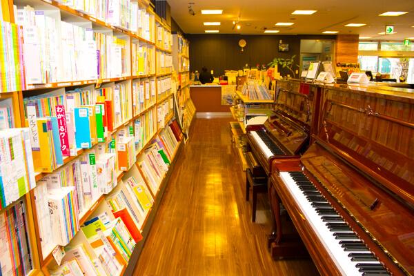 楽譜書籍|甲子園店|ピアノ販売・調律・買取