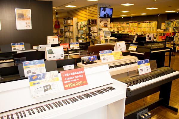 電子ピアノ|甲子園店|ピアノ販売・調律・買取