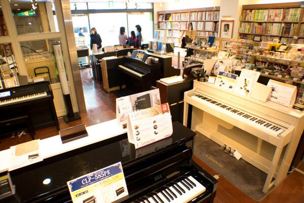 電子ピアノ|西宮北口オーパス店|ピアノ販売・調律・買取