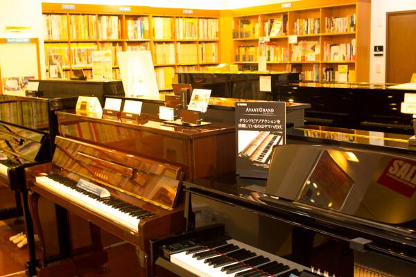 ピアノ電子ピアノ|西宮北口オーパス店|ピアノ販売・調律・買取