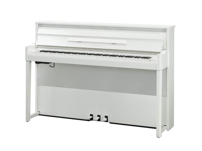 ヤマハハイブリッドピアノNU1XPBW